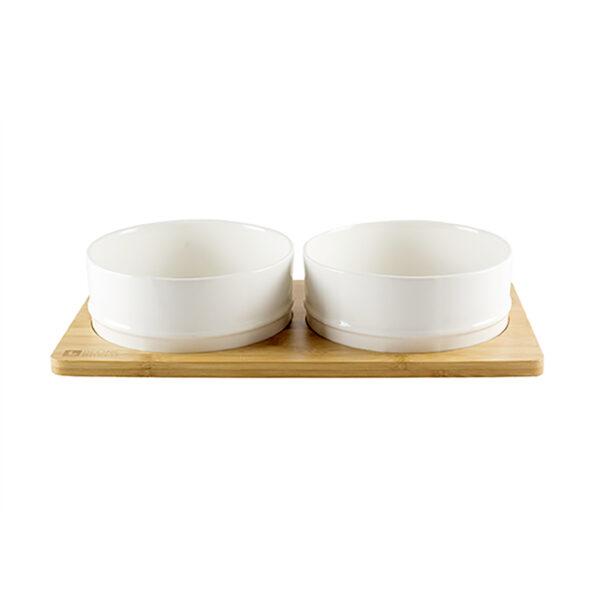 BeOneBreed skåle - Bamboo Bowls