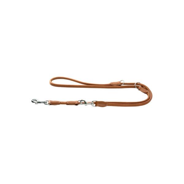 Hunter line - Round & Soft - Elg - Indstillelig - Cognac