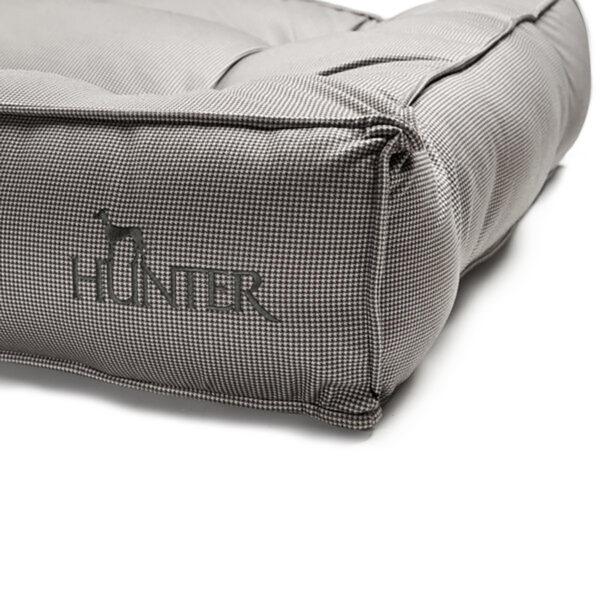 Hunter hundeseng - Lancaster - Grå